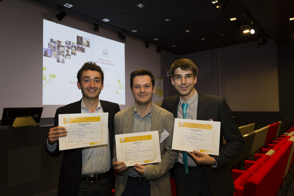 Prix Fondation 2015