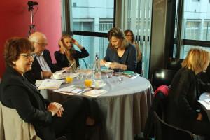 Petit-déjeuner débat de la Fondation Mines-Télécom 2015