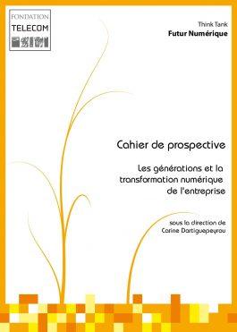 Cahier de prospective 2013