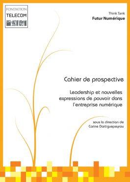 Cahier de prospective 2014