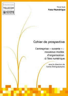 Cahier de prospective 2012