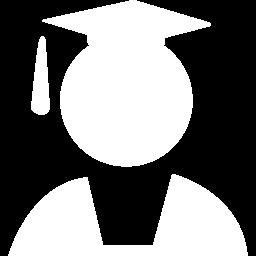 pictogramme diplômé