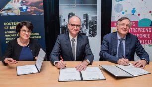 Signature chaire Identité Numérique Télécom ParisTech