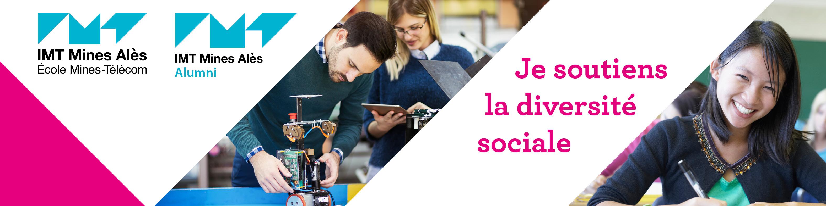 Diversité sociale IMT Mines Alès