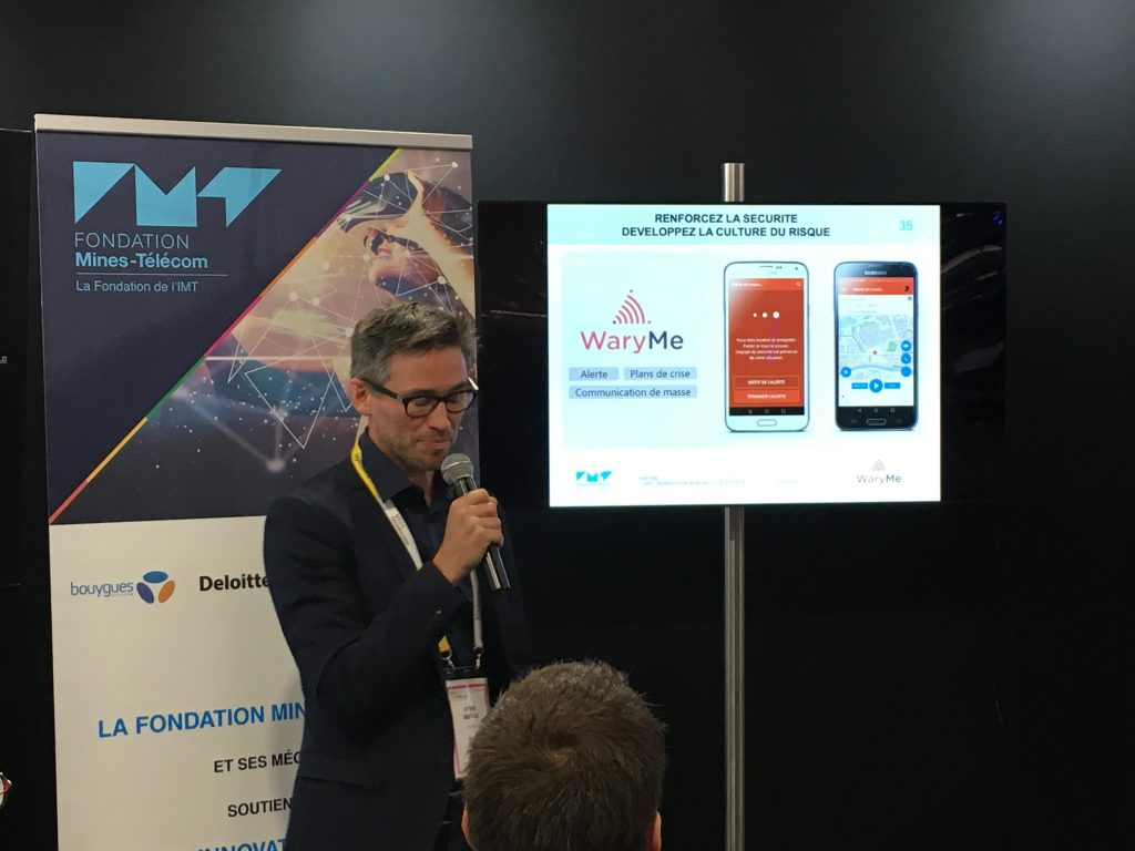 Start-up VivaTech Fondation Mines-Télécom