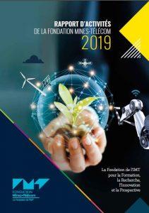 Rapport d'activités 2019 couverture